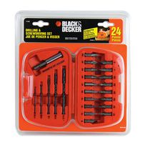 24-Piece Drill/Drive Accessory Kit - 71-943CW