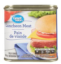 Great Value Luncheon Meat