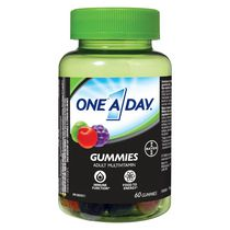 One A Day® Fruiti-ssentials® - 60 Gummies