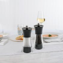 Trudeau Maison Fiesta 5-inch Salt and Pepper Mill Set