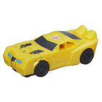 Figurine Bumblebee Mode patrouille Conversion 1 étape Robots in Disguise des Transformers