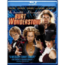 L'incroyable Burt Wonderstone (Blu-ray) (Bilingue)