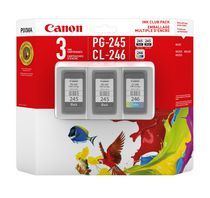 Canon PG-245/CL-246 Ink Club Pack