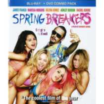 Spring Breakers (Blu-ray +DVD) (Bilingual)