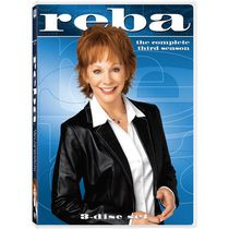 Reba: The Complete Third Season