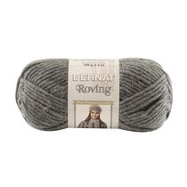 Bernat Roving Yarn Dark Grey