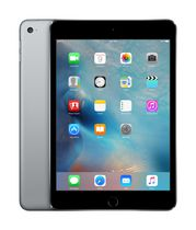 iPad mini 4 Wi-fi 16GB Tablet - Silver Grey