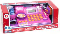 kid connection Pink Deluxe Cash Register