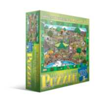 A Day in the Zoo Puzzle
