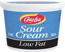 Gay Lea Low Fat Sour Cream