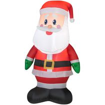 Airblown Self-Inflatable Outdoor Small Santa