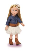 My Life As 18-inch Cowgirl Doll - Caucasian