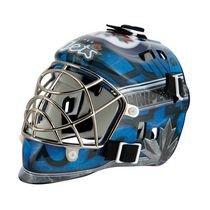 Franklin Sports LNH Masque de gardien mini de la série d'équipe Jets de Winnipeg