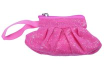 My Life As Pink Sparkle Clutch