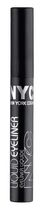 NYC New York Color Liquid Eyeliner Pearlized Black