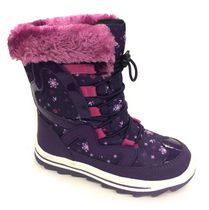 Weather Spirits Toddler Girls' Wendy Winter Boots 12