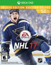 NHL 17 Deluxe Edition (Xbox One)