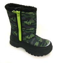 Weather Spirits Toddler Boys' Pat Winter Boots 12