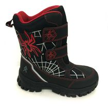 Weather Spirits Toddler Boys' Spider Winter Boots 1