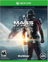 Mass Effect Andromeda: Deluxe Edition (Xbox One)