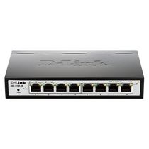 D-Link EasySmart 8-Port Gigabit Switch- DGS-1100-08