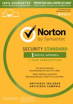 Norton Security Standard upto 1 Device