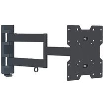 TygerClaw Wall Mount Bracket w/VESA for TV Size: 23-42 (LCD5429BLK)