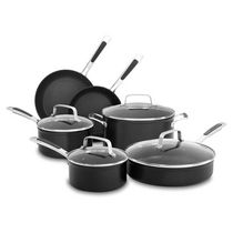KitchenAid® Hard Anodized Nonstick Set - 10 Piece