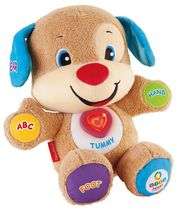 Fisher-Price Laugh and Learn Smart Stages Puppy - English Edition