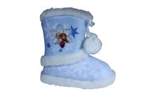 Frozen Girls' Boot Style Slippers 9-10