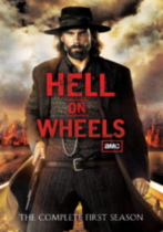 Hell on Wheels - Season 1 - DVD