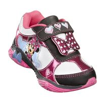 Disney Junior Toddler Girls' Minnie Athletic Shoes 9