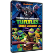 Teenage Mutant Ninja Turtles : Voici Shredder (Bilingue)