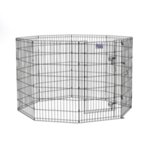 "42"" Exercise Pen with step-through door"