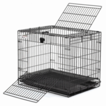 "Midwest Homes For Pets 25"" Wabbitat Cage"