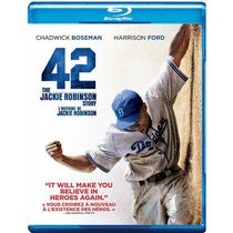 42: The Jackie Robinson Story (Blu-ray) (Bilingual)