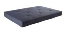 DHP 8-inch Full Size Futon Mattress
