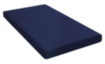 "DHP 6"" Twin Quilted Bunk Bed Mattress - Navy Blue"