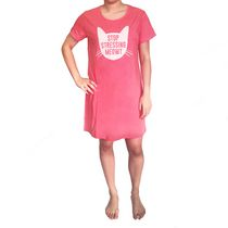George Plus Ladies' Nightshirt Pink