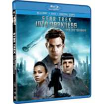 Star Trek: Into Darkness (Blu-ray + DVD + Digital Copy) (Bilingual)