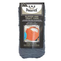 Phentex Slipper and Craft Yarn Dark Grey