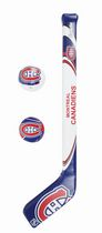 NHL Canadiens Soft Sport Hockey Set