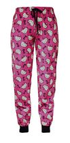 Sanrio Hello Kitty Ladies Sleep Jogger Pant L