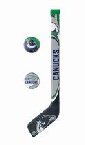 NHL Canucks Soft Sport Hockey Set