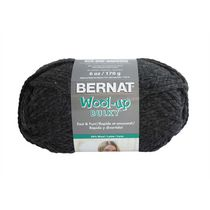Bernat Wool-up Bulky Yarn Dark Grey