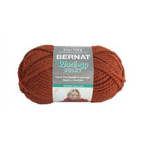 Bernat Wool-up Bulky Yarn Pumpkin