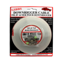 Cable 400 pi Gibbs Downrigger