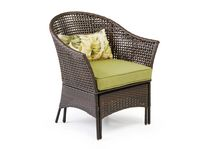 hometrends Tuscany 5 Piece Chat Set - Green