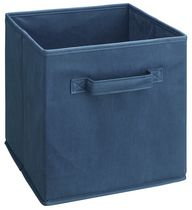 Fabric Drawer - Blue