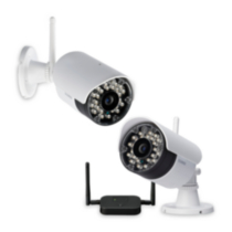 Lorex Vantage LW2232PK2B Wireless Security Cameras